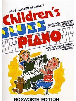 Hans-Gunter Heumann: Children's Blues For Piano Books | Piano