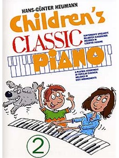 Children's Classic Piano 2 Books | Piano