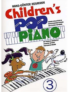 Children's Pop Piano 3 Books | Piano