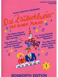 Das Zauberklavier 1 Books | Piano Duet