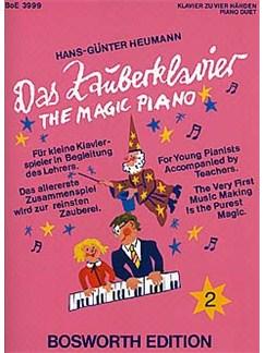Das Zauberklavier 2 Books | Piano Duet