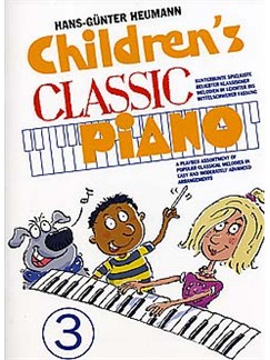 Children's Classic Piano 3 Books | Piano