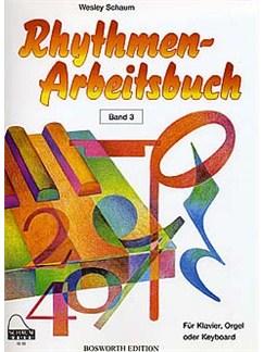 Rhythmen-Arbeitsbuch, Band 3 Books  