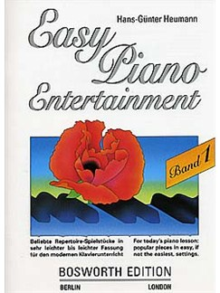 Hans-Gunter Heumann: Easy Piano Entertainment 1 Buch | Klavier
