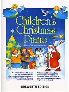 Children's Christmas Piano Books | Piano or Keyboard