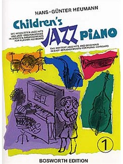 Children's Jazz Piano 1 Books | Piano