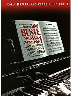 Das Beste Aus Klassik Und Pop: 1 Buch | Klavier