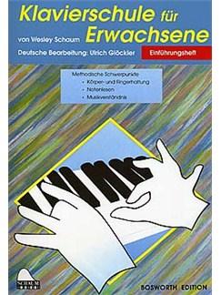 Klavierschule Für Erwachsene: Heft 1 Buch | Klavier