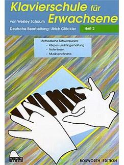 Klavierschule Für Erwachsene: Heft 2 Books | Piano