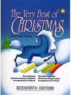 Hans-Gunter Heumann: The Very Best Of Christmas Books | Piano (with Chord Symbols)