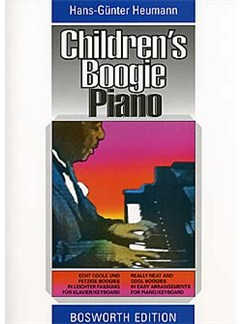 Hans-Günter Heumann: Children's Boogie Piano Books | Piano