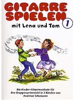 Gitarre Spielen - Mit Lena Und Tom Band 1 Books   Guitar