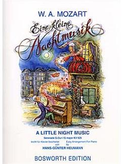 Eine Kleine Nachtmusik (Easy Piano) Books | Piano