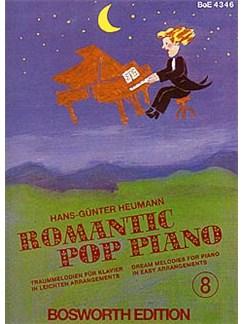 Romantic Pop Piano 8 Books | Piano