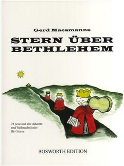 Stern Über Bethlehem Buch | Gitarre (mit Akkordsymbolen)