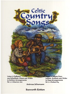 Celtic Country Songs Buch | Gitarre (Trio)