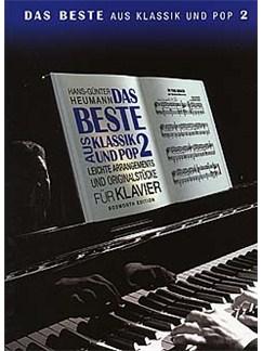 Das Beste Aus Klassik Und Pop 2 Books | Piano