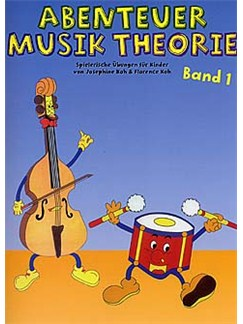 Abenteuer Musik Theorie: Band 1 Books |