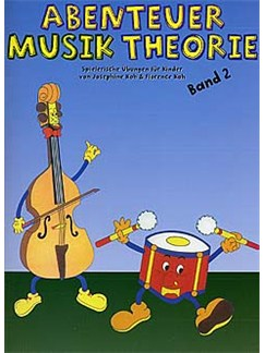 Abenteuer Musik Theorie: Band 2 Books |