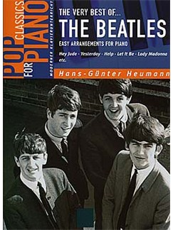 The Very Best Of... The Beatles Books | Piano (with Chord Symbols)