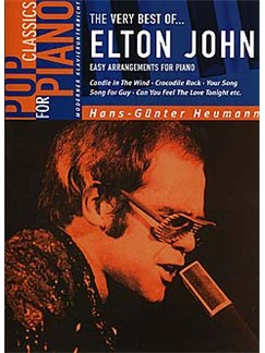 The Very Best Of... Elton John Buch | Klavier (mit Akkordsymbolen)
