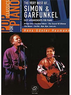 The Very Best Of... Simon And Garfunkel Buch | Klavier (mit Akkordsymbolen)