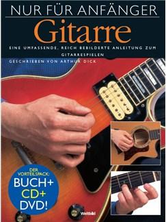 Nur Für Anfänger: Gitarre (Book/CD/DVD) Books, CDs and DVDs / Videos | Guitar