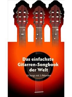 Das Einfachste Gitarren-Songbook Der Welt Books | Guitar