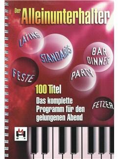 Der Alleinunterhalter Buch | Melodielinie, Text & Akkorde