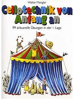 Walter Mengler: Cellotechnik Von Anfang An Buch | Cello