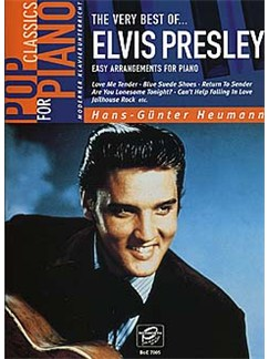 The Very Best Of... Elvis Presley Books | Piano (with Chord Symbols)