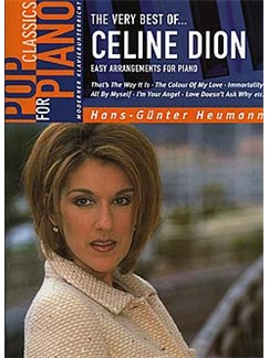 The Very Best Of... Celine Dion Books | Piano (with Chord Symbols)