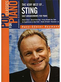 The Very Best Of... Sting Livre | Piano (Symboles d'Accords)
