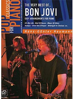 The Very Best Of... Bon Jovi Books | Piano (with Chord Symbols)