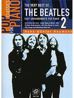 The Very Best Of... The Beatles Book 2 Buch | Klavier (mit Akkordsymbolen)