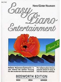 Hans-Gunter Heumann: Easy Piano Entertainment 3 Buch | Klavier