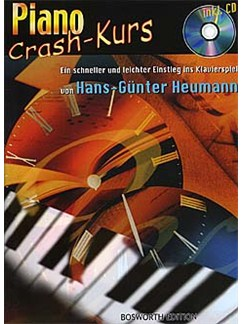 Piano Crash-Kurs Books and CDs | Piano