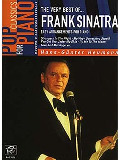 The Very Best Of... Frank Sinatra Books | Piano (with Chord Symbols)