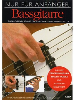 Nur Für Anfänger: Bassgitarre DVD DVDs / Videos | Bassgitarre