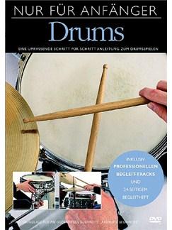 Nur Für Anfänger: Drums DVD DVDs / Videos | Schlagzeug