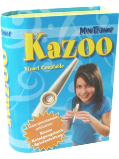 Mini Trainer: Kazoo Books and Instruments | Kazoo