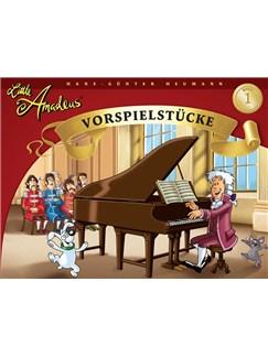 Hans-Gunter Heumann: Little Amadeus - Vorspielstücke (Band 1) Buch | Klavier