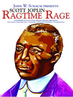 John W. Schaum Presents: Scott Joplin - Ragtime Rage Books | Piano