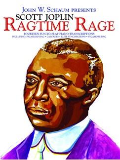 John W. Schaum Presents: Scott Joplin - Ragtime Rage Livre | Piano
