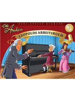 Hans-Gunter Heumann: Little Amadeus - Leopolds Arbeitsbuch (Band 1) Buch | Klavier
