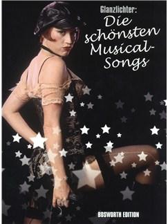 Glanzlichter: Die Schönsten Musical-Songs Buch | Klavier, Gesang & Gitarre