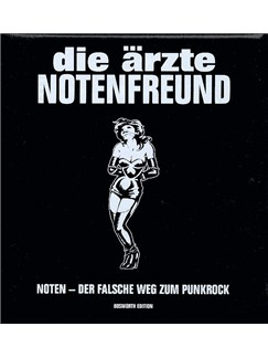 Die Ärzte: Notenfreund Books | Melody Line, Lyrics & Chords