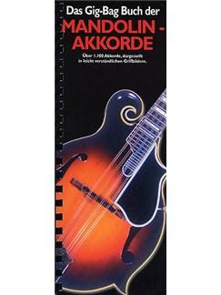 Das Gig-Bag Buch Der Mandolin-Akkorde Books | Mandolin