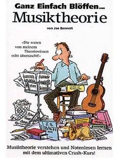 Ganz Einfach Blöffen...Musiktheorie Buch |