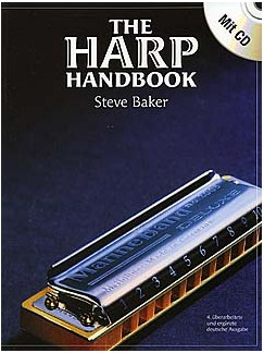 The Harp Handbook Books and CDs | Harmonica